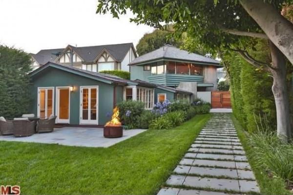 Leonardo DiCaprios Malibu Home