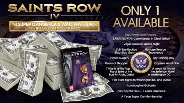 Super Dangerous Wad Wad Saints Row IV