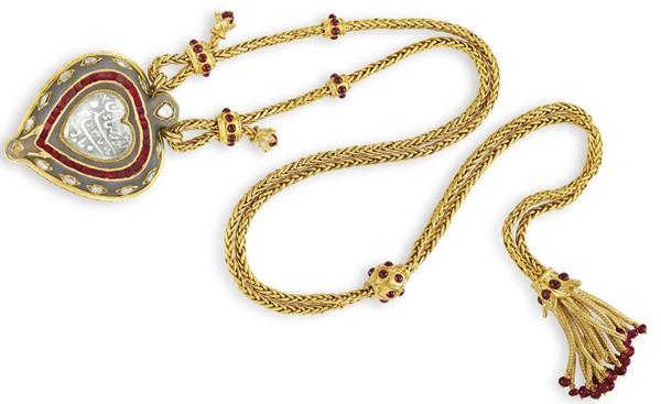 Elizabeth Taylor Cartier jewelry1