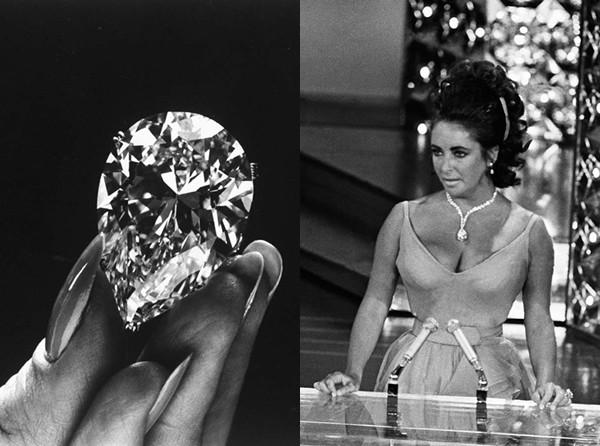Elizabeth Taylor Cartier jewelry2