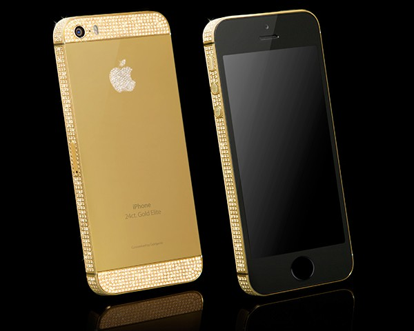 Goldgenie Gold iPhone 5S
