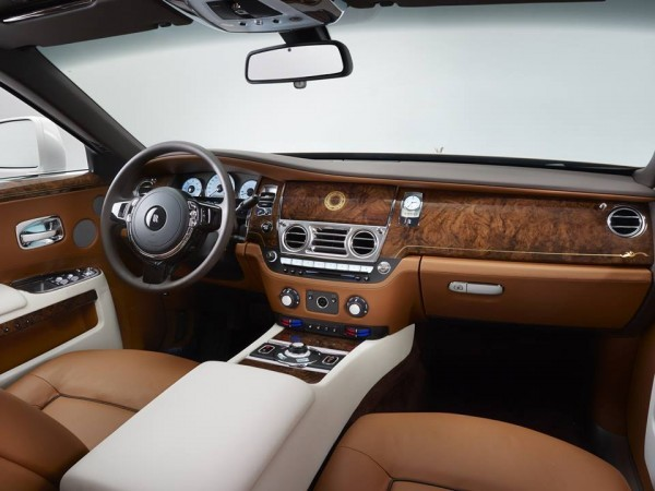 Rolls-Royce Ghost Golden Sunbird1