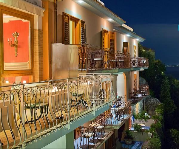 Belair hotel Sorrento