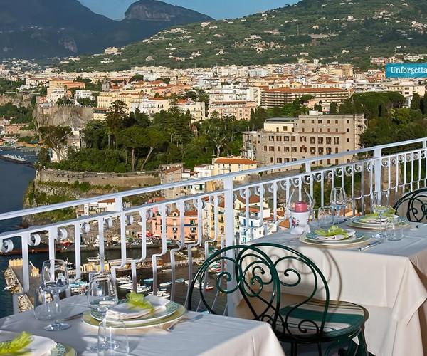 Belair hotel Sorrento1
