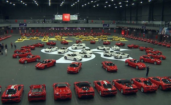 Ferrari Asia World Expo