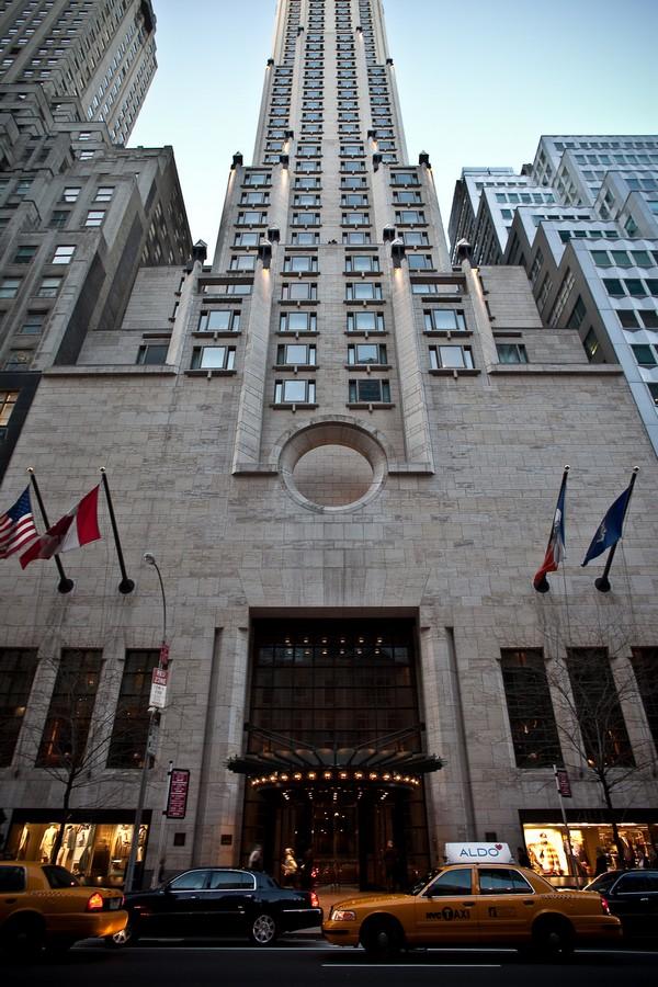 Four Seasons New York Ty Warner Penthouse
