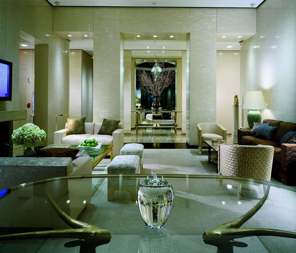 Four Seasons New York Ty Warner Penthouse1