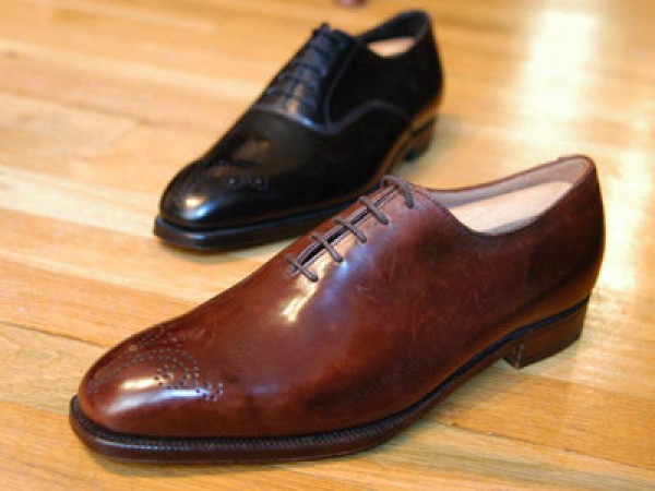GJ Cleverley & Co Bespoke Shoes