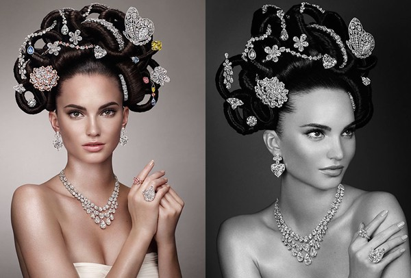 Hair jewel Graff Diamonds