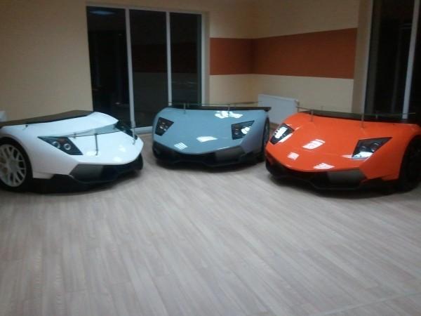 Lamborghini Murcielago desk1