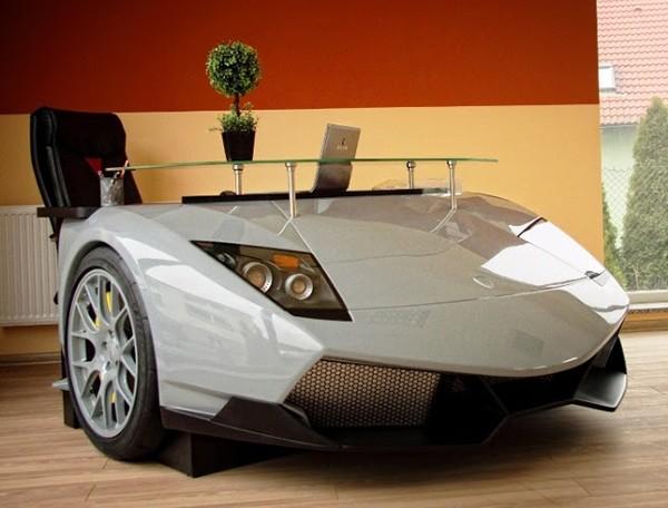 Lamborghini Murcielago desk2