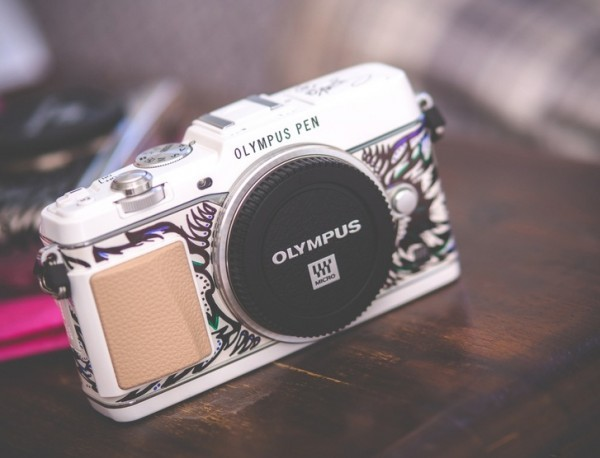 Olympus PEN Art Edition