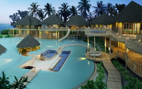 Soneva Fushi Maldivies