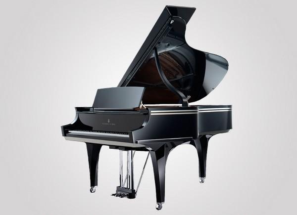 Steinway Arabesque Piano