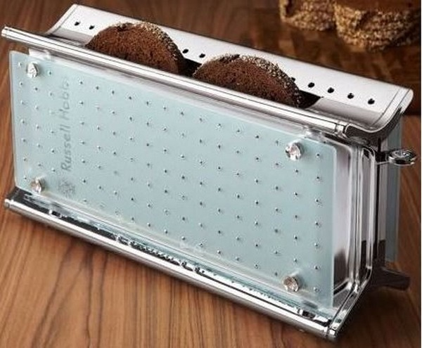 Swarovski Crystal Toaster
