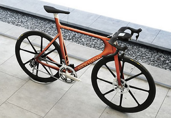Aston Martin – One-77 Bicycle