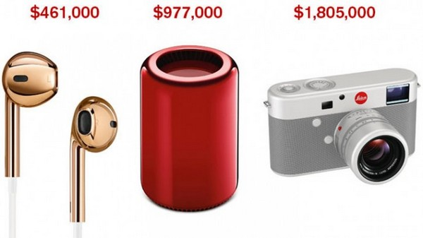 Jony Ive Auction