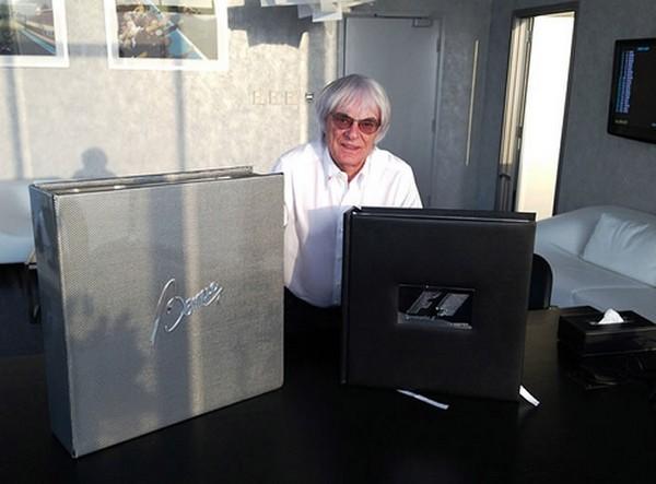 Official Formula 1 Opus Bernie Edition