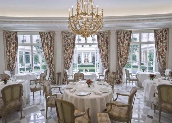 Parisian Hotel Le Bristol1