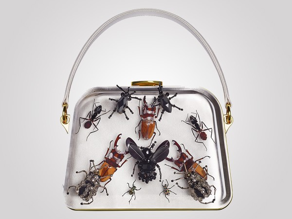 Prada Entomology bag