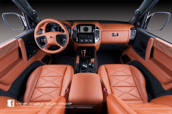 Vilner  Mitsubishi Pajero2