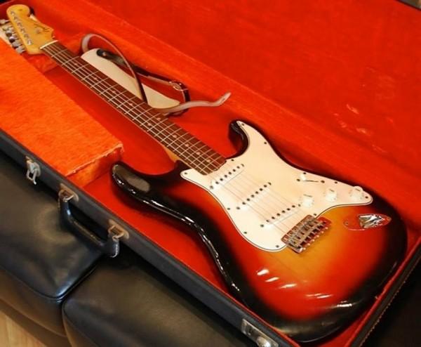 Bob Dylans Fender Stratocaster
