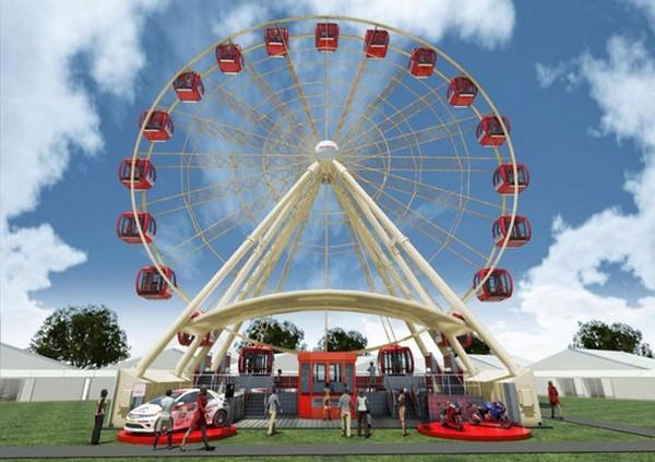 Honda Ferris Wheel