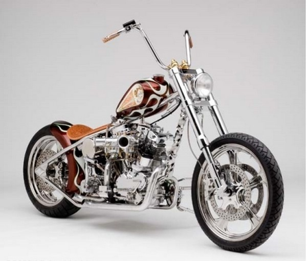 Indian Larry Wild Child