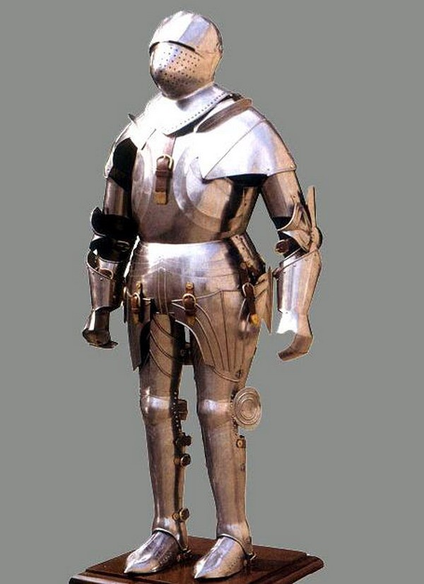 Medieval Armor Costume