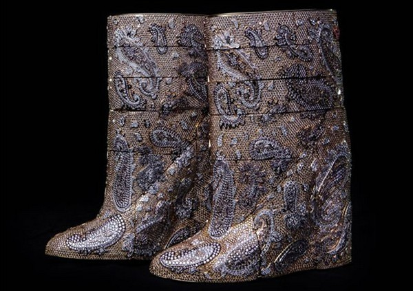 Most expensive boots