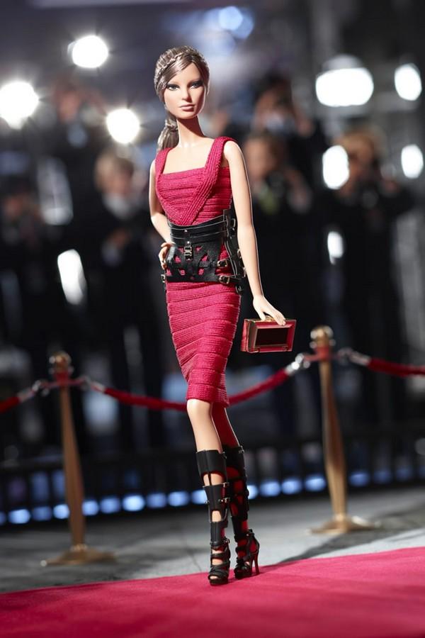Herve Leger Barbie1