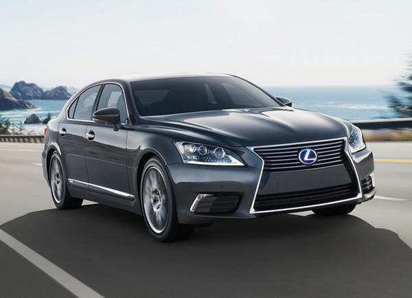 Lexus LS 600h L Sedan