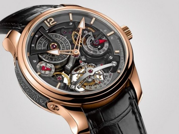 Tourbillon Technique 30 Bi-color