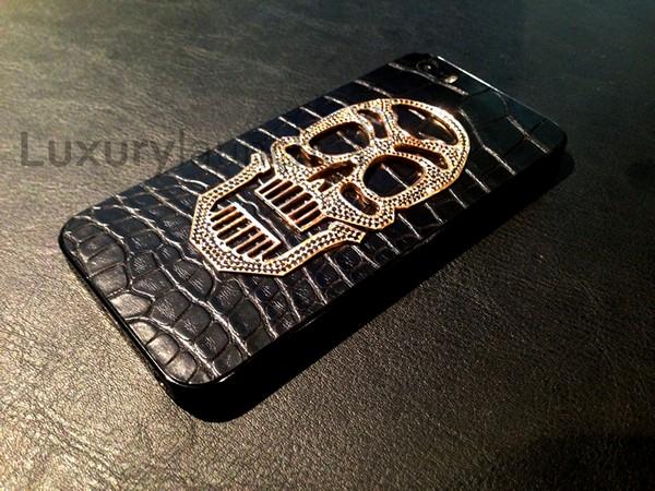 iPhon 5s Skull Edition