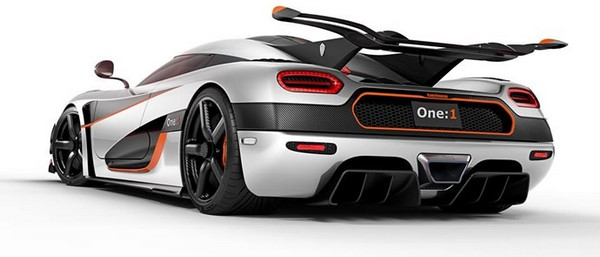 Koenigsegg One11