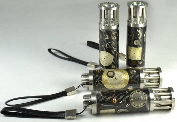 Orbit Watchlight LED Flashlight Series 2014.