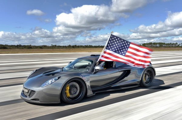 Venom GT World Fastest Edition