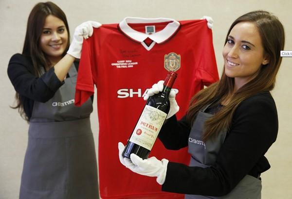 Alex Ferguson wine