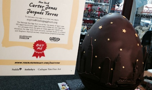 most expensive chocolate egg