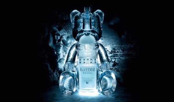 Belvedere Vodka Belver Bears