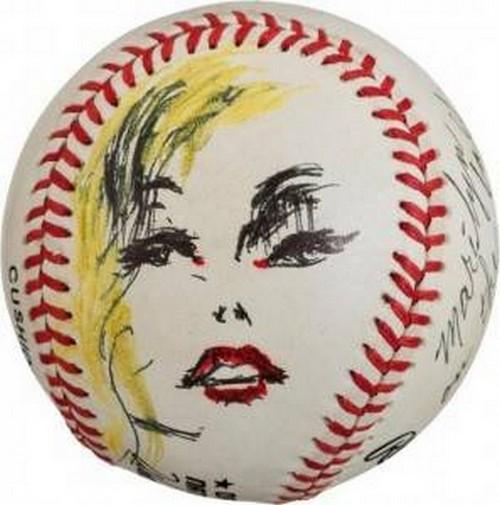 LeRoy Neiman baseballs
