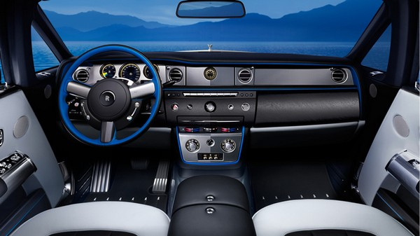 Phantom Drophead Coupe Bespoke Waterspeed Collection