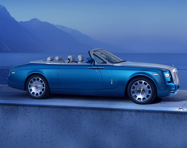 Phantom Drophead Coupe Bespoke Waterspeed Collection1