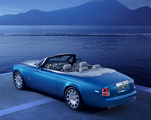 Phantom Drophead Coupe Bespoke Waterspeed Collection2
