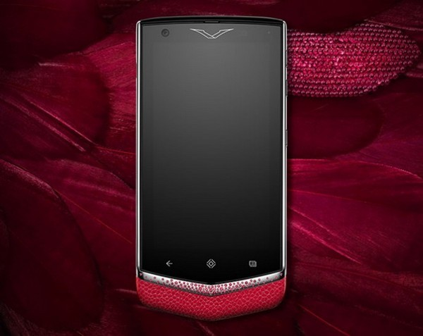 Vertu  Constellation Gemstone