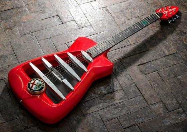 Alfa Romeos chord