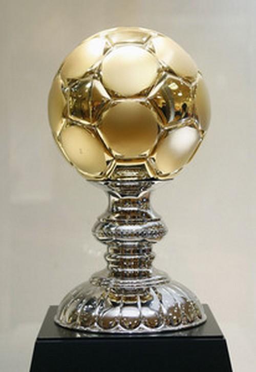 Golde ball