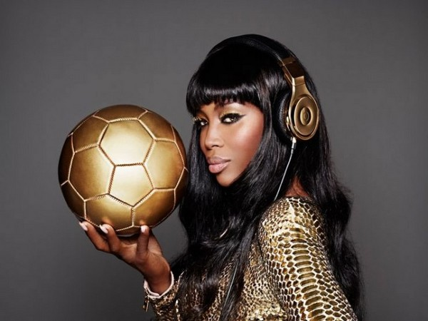 Beats by Dre Naomi Campbell