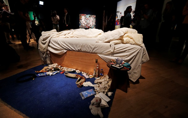 bed Tracey Emin