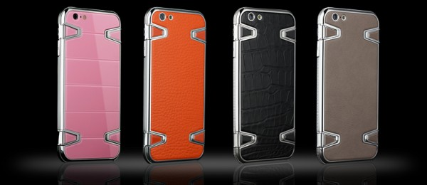 By Atelier case iPhone 6